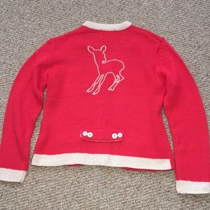 Vintage Alpin Fawn Sweater